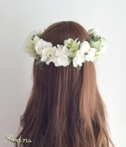 白花冠ノーマルバック