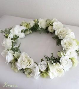 白花かんむり