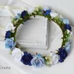 青い花冠オーダー全体