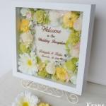 結婚式ウェルカムボード1-2