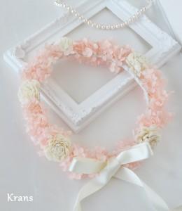結婚式にぴったり天使の花冠