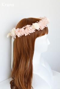 結婚式におすすめ天使の花冠右