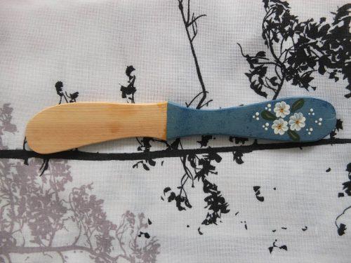 【ハンドメイド バターナイフ】
