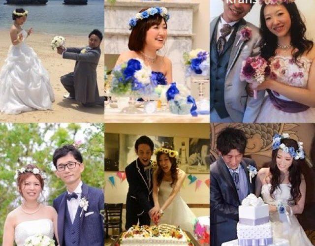 結婚式花冠通販