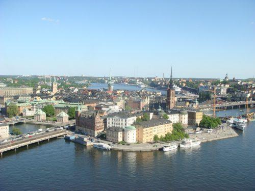 スウェーデンで働く