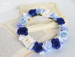 クラシックブルーの花冠2