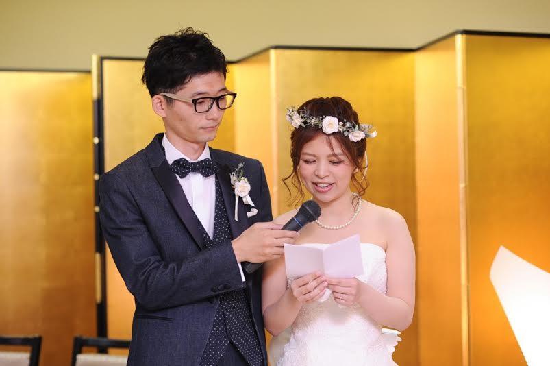 花冠結婚式フォト