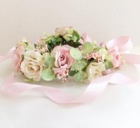 花冠ウェディングコレクションボンネ