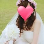 花冠ウェディング、結婚式花冠、ウェディング花冠、