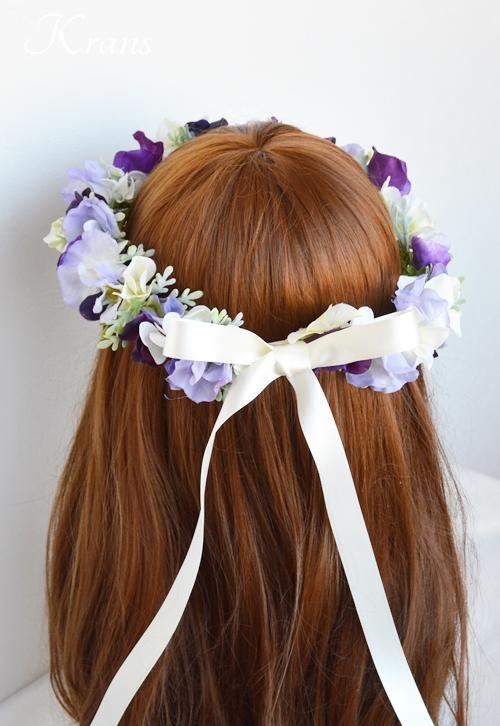 花嫁花かんむり