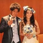 Krans口コミ、結婚式花冠、ウェディング花冠、青い花冠、ブルー花冠、青い花かんむり