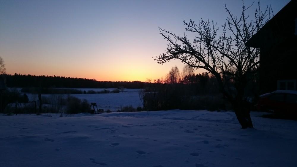 Winter sport♪