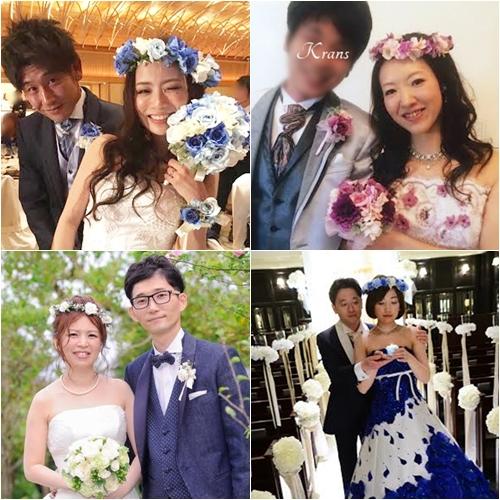 花冠結婚式