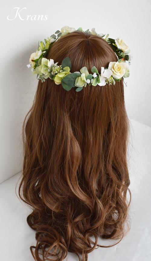 花冠ナチュラル結婚式6