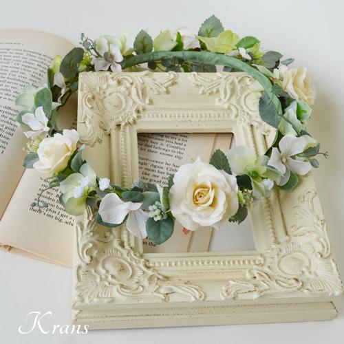 花冠ナチュラル結婚式
