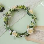 花冠ナチュラル結婚式8