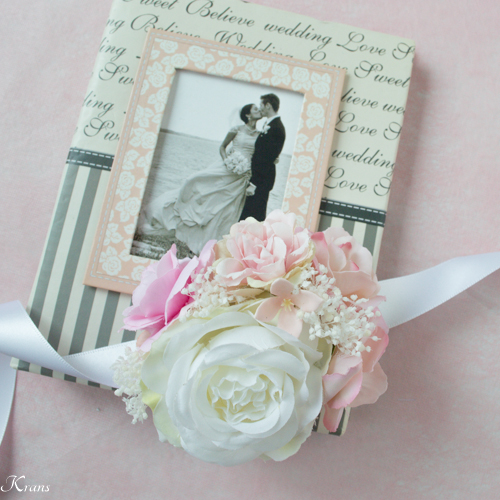 結婚式お花のリストレット