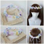 虹色花冠結婚式1