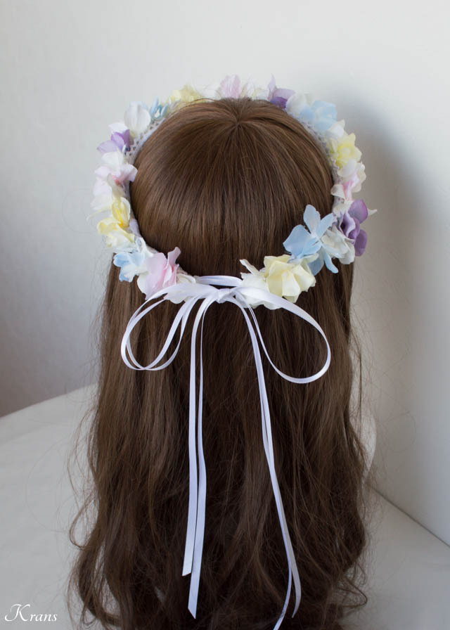 虹色花冠結婚式6