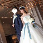 ハワイ結婚式花冠