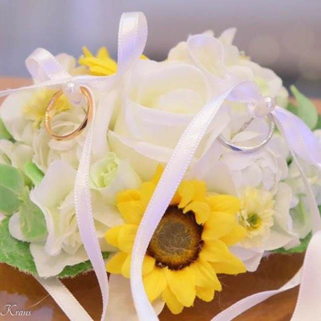 結婚式リングドッグ柴犬ちゃん