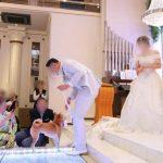 結婚式リングドッグ柴犬ちゃん3