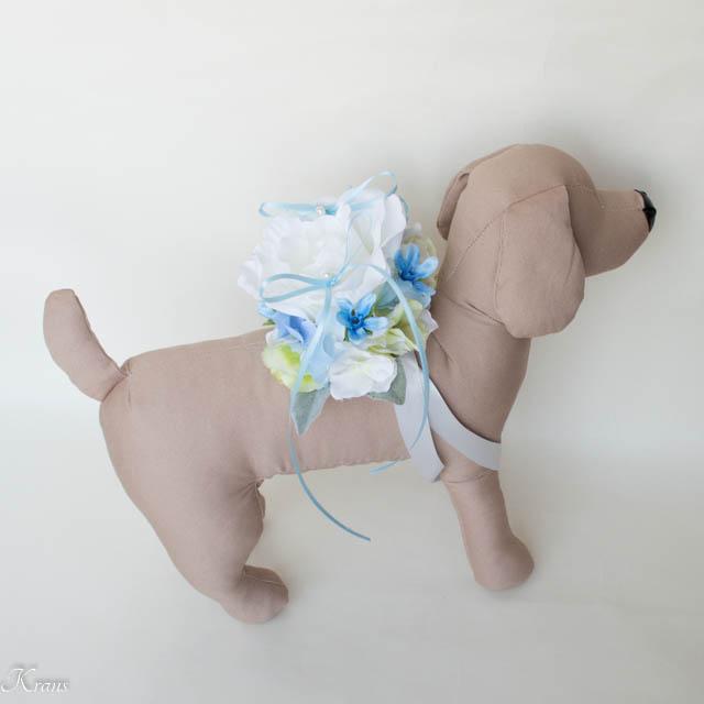 犬リングピロー