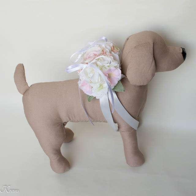 犬用リングピロープレゼント