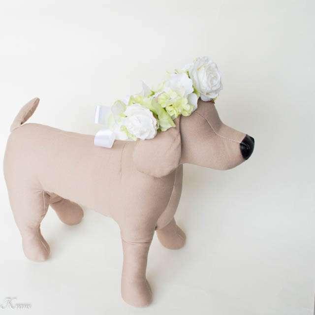 犬用花冠販売