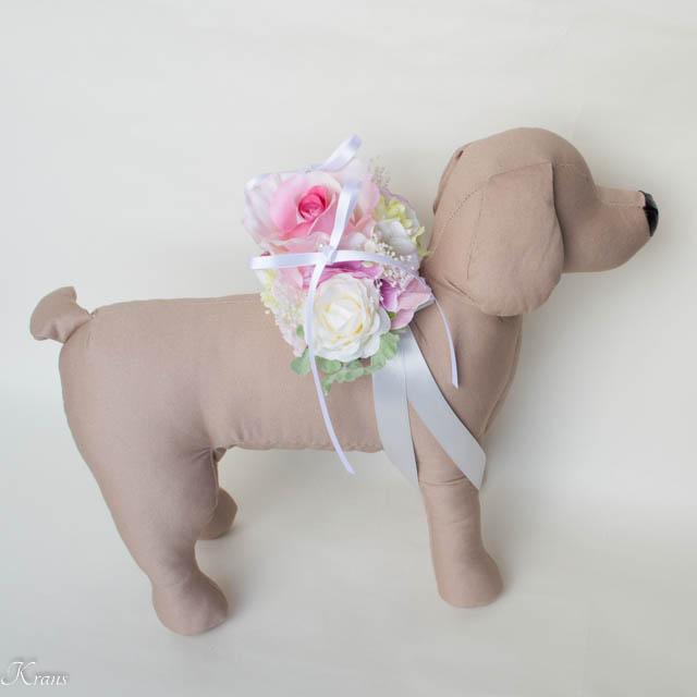 小型犬リングピロー