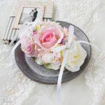 トイプードルリングドッグ結婚式1