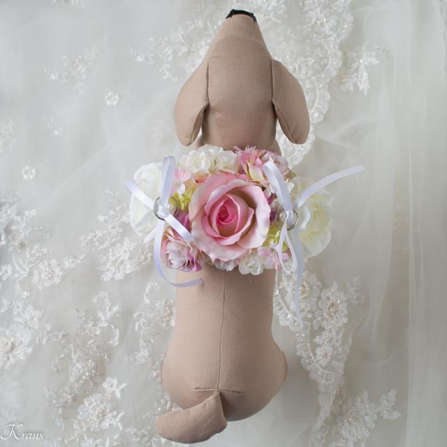トイプードルリングドッグ結婚式5