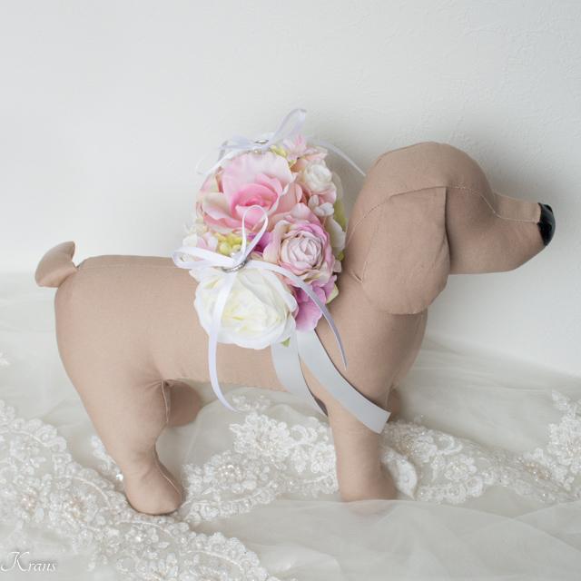 トイプードルリングドッグ結婚式6