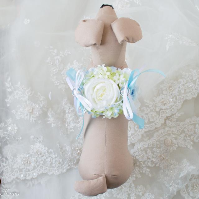 トイプードルリングピロ結婚式