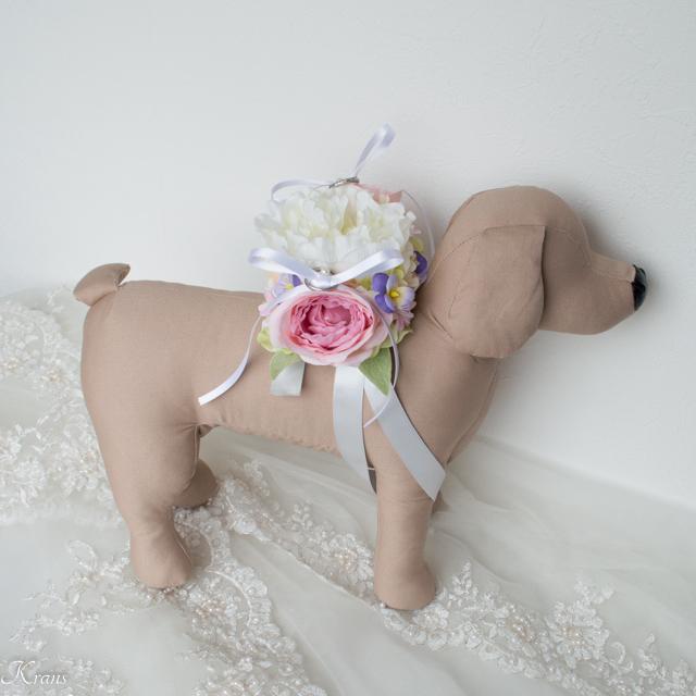リングピロー犬用リュック5