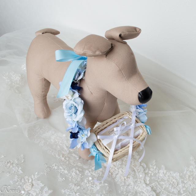 トイプードルリングドッグ結婚式2