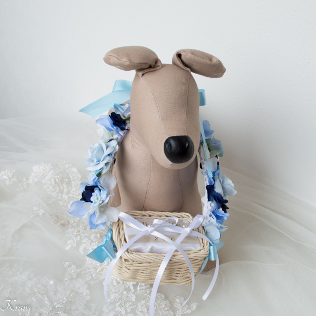 トイプードルリングドッグ結婚式