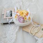 柴犬結婚式リングピロー2