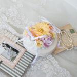 柴犬結婚式リングピロー4
