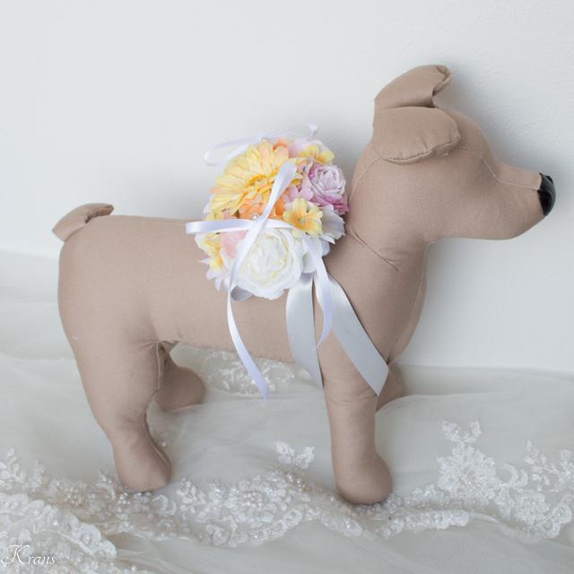柴犬結婚式リングピロー6