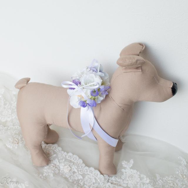 ring bearer小型犬リングピロー6
