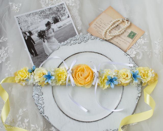 首輪リングピロー犬結婚式2